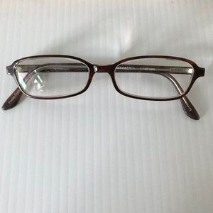 BCBG MAX AZRIA Xena Tortoise Shell Eyeglass Frames